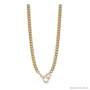Guess Ladies Necklace Ubn28065 Brand Jewellery