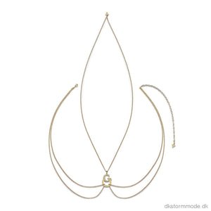 Guess Ladies Necklace Ubn28069 Brand Jewellery