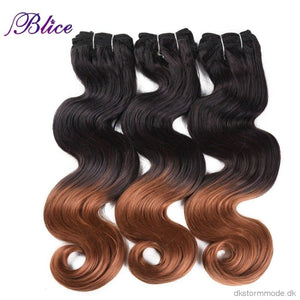Hair Weaving Hair Extensions 18-26 Inches - Body Wave Weft Sew In For Extensions 100G/piece