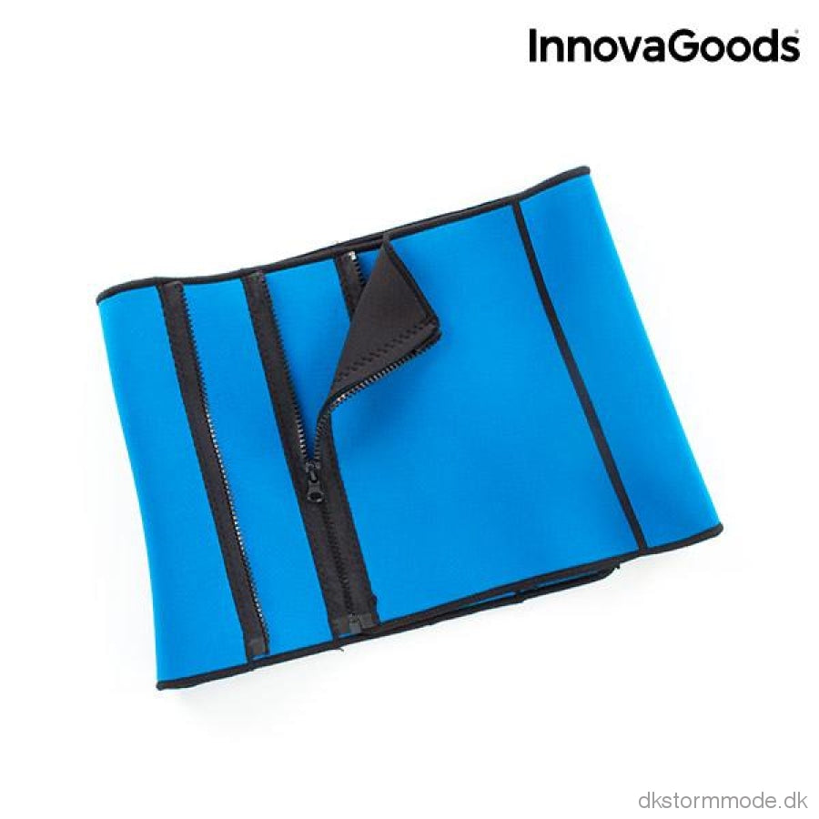 Innovagoods Reducing Sports Back Brace With Sauna Effect