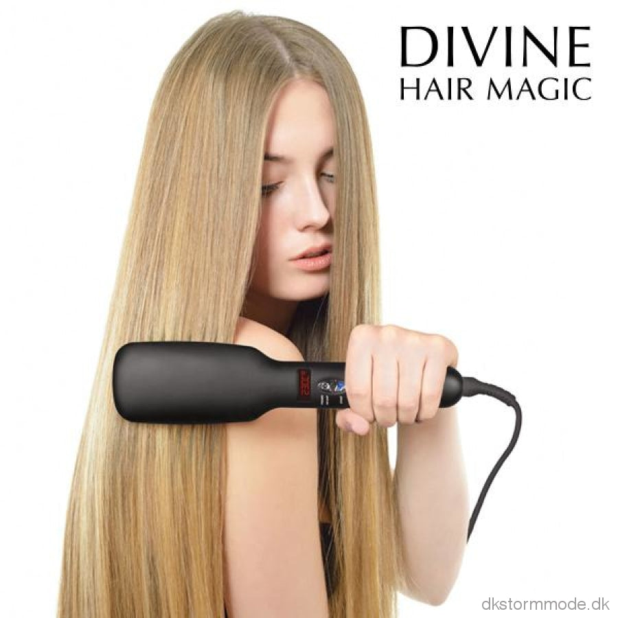 Iondict Electric Hair Straightener Brush