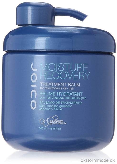 Joico Moisture Recovery Treatment Balm 1 Pack (1 X 500 Ml) - Diy Silk Press Hair Trin 3 / 5
