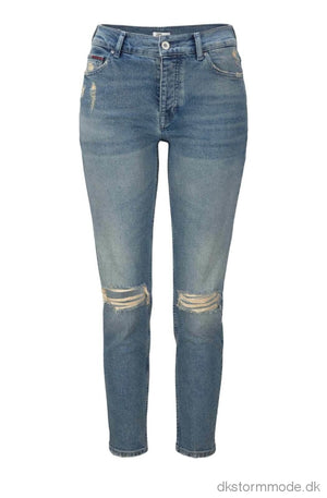 Knee Ripped Jeans Tommy Hilfiger |Ds296786Cj26