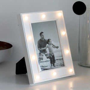 Oh My Home Led Desktop Photo Frame