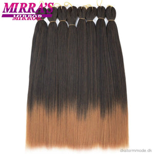 Ombre Hair For Braids Or Crochet - High Temperature Fiber