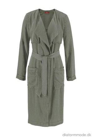 S. Oliver Long Coat |Ds337567Cj20 Jacket