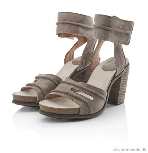 Sandals W. Heels |Ds800112Cj22 Shoes