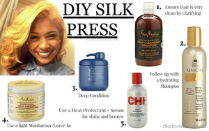 Silk Press Hair Products - 5 Products |Ds00004145P1600