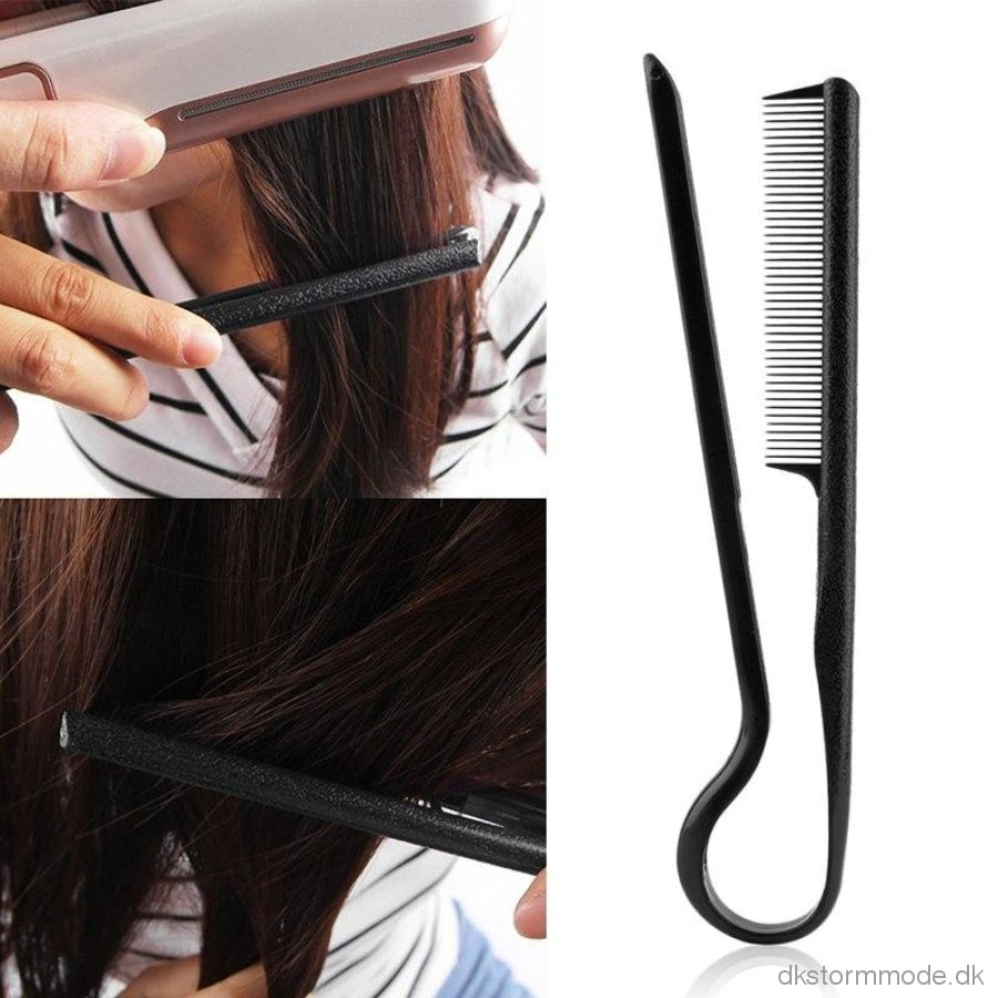 Styling Straightening Comb - Hair Straightener