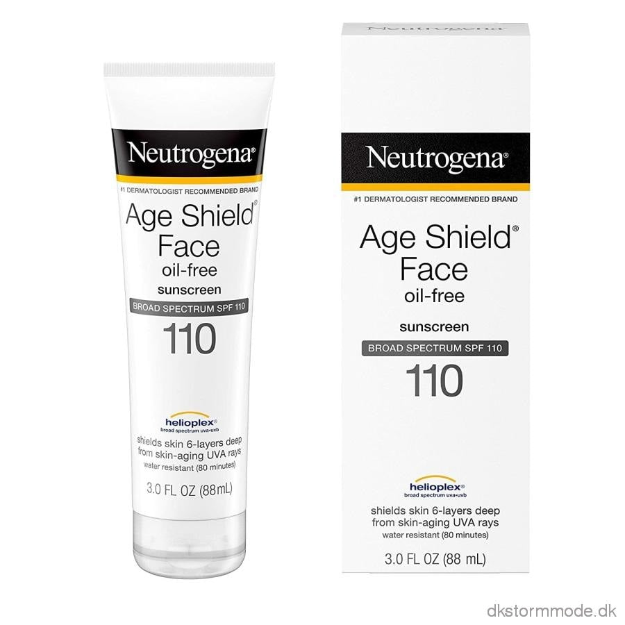 Sun Shield - Sunscreen Sunblock With Broad Spectrum Spf 110 Prevent Signs Of Aging 3 Fl. Oz