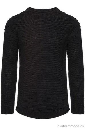 Sweater - Black 27003-1 Sweaters