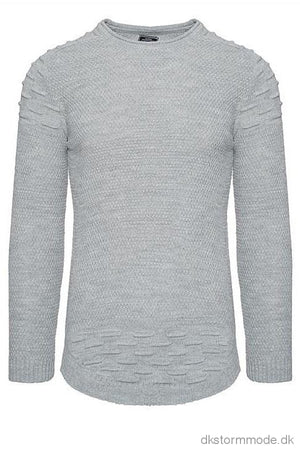 Sweater - Grey 27003-3 Sweaters