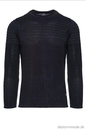 Sweater - Navy 27004-1 Sweaters