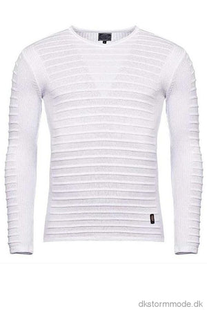 Sweater - White 27005-4 Sweaters