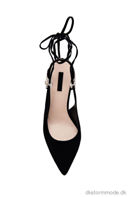 Velours Pumps By Guess |Ds034492Cj35