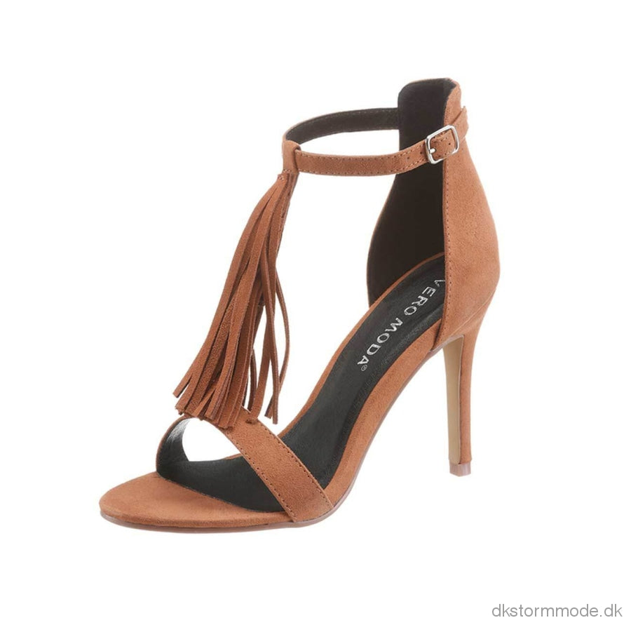 Vero Moda Light Sandals W Heels |Ds618351Cj8K50 Shoes