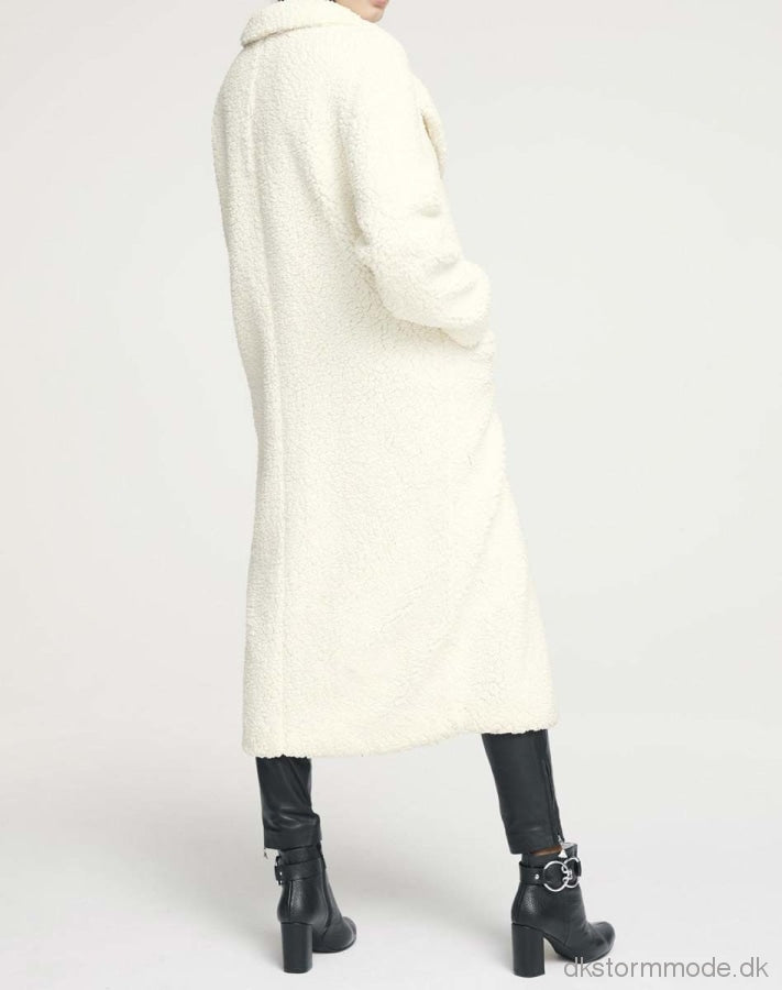 White Coat |Ds103927Cj27K50 Jacket