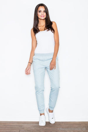 Women Trousers Model 43911 Figl