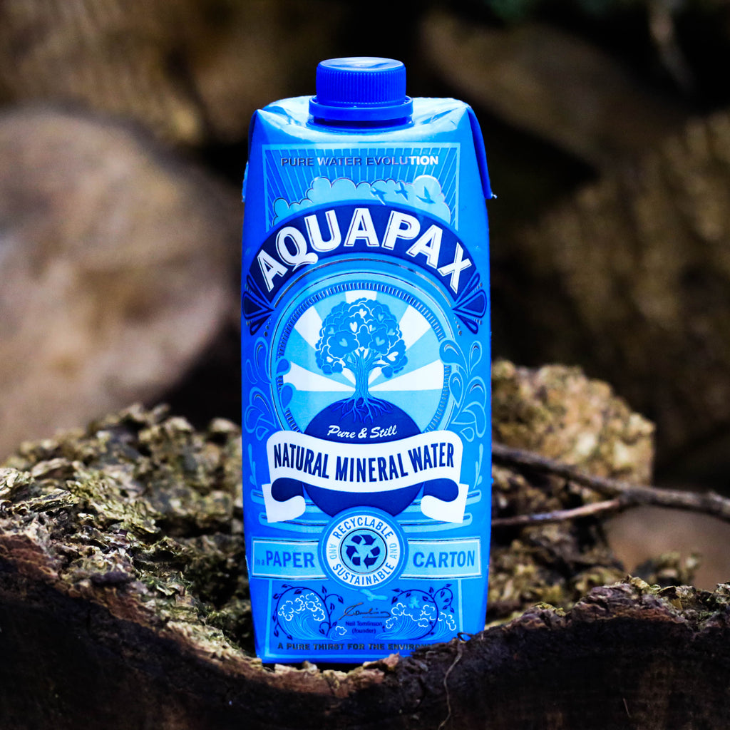 Welcome to the brand new Aquapax website!