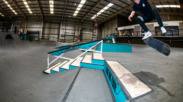 Aquapax: Official sponsors of Skateboard England & the UK National Skateboarding Championships 2019!