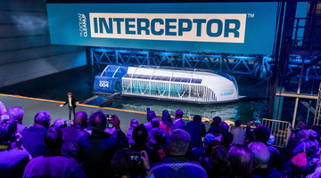 Ocean Cleanup introduces The InterceptorTM!
