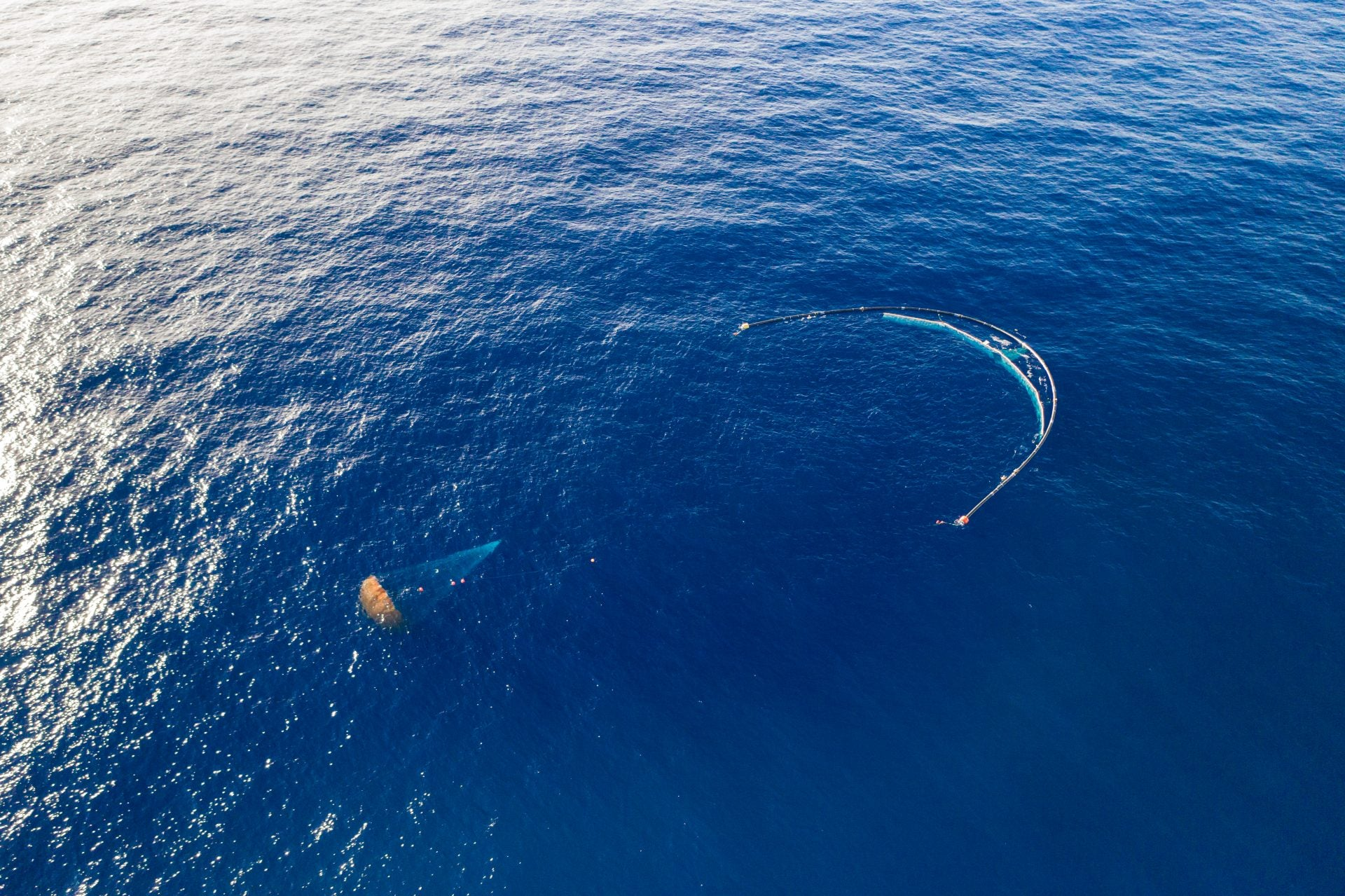 The Ocean Cleanup Aquapax Water