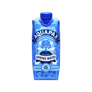 Aquapax Water Carton Eco Boxed Plastic Free