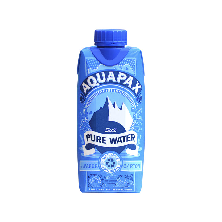 330ml Aquapax Pure Water (96 Cartons Inc Free Shipping)