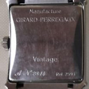 Girard-Perregaux - Stunning Legendary 1945 Model with Seconds Dial