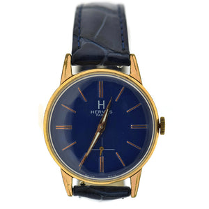7a71c81d8ca Hermes Paris Vintage Blue Dial – Every Watch Has a Story