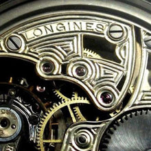 Pre-1920s Longines Skeleton Wristwatch