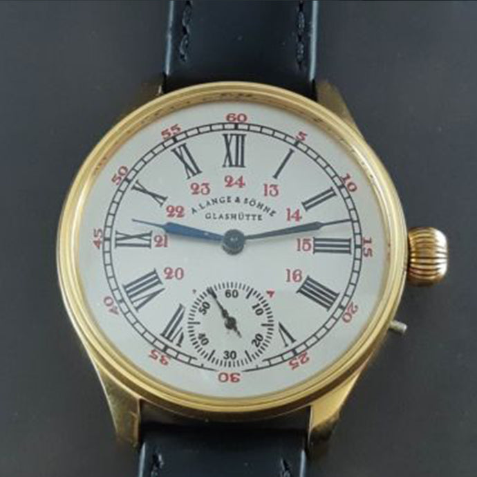 Antique A. Lange & Sohne (A1) Wristwatch