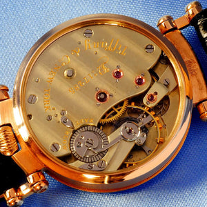 Patek Philippe - Solid Gold 1865 Chronometer