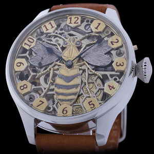 Hamilton – Skeleton Beehive Watch