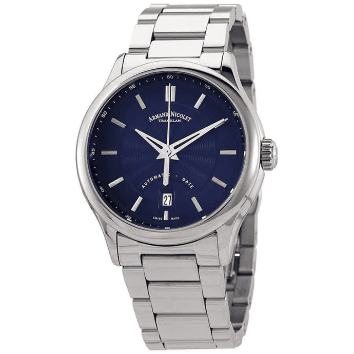 Armand Nicolet M02-4 Blue Dial Automatic Men's Watch