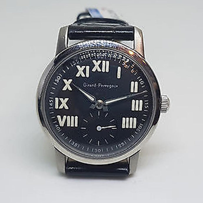 Girard-Perregaux Sub-Secon Dial Manual Wind Watch Circa 1960's