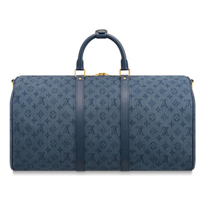 Keepall Bandoulière 45 Navy