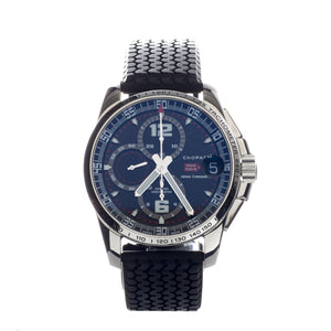 Chopard Mille Miglia GT XL 44MM Chronograph Steel with Rubber Strap