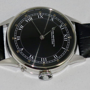 Patek Philippe - Pre-1920 Signed with Exhibition Back
