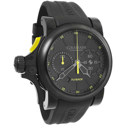 Graham - Chronofighter Trigger Flyback Automatic Men's Watch