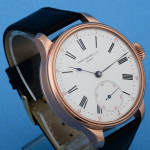 Patek Philippe - 1860 Special Edition Gold Star Watch - Rose Gold Case