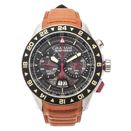 Graham - Silverstone RS GMT Fly-Back & Date 46mm Automatic
