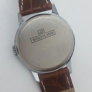 Breitling - Textured Dial Vintage Watch