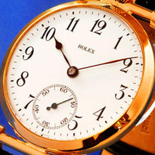 Rolex - 1925 Gold-Filled Chronometer