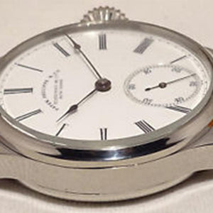 Patek Philippe - Chronometer Circa 1885 – One of a Kind