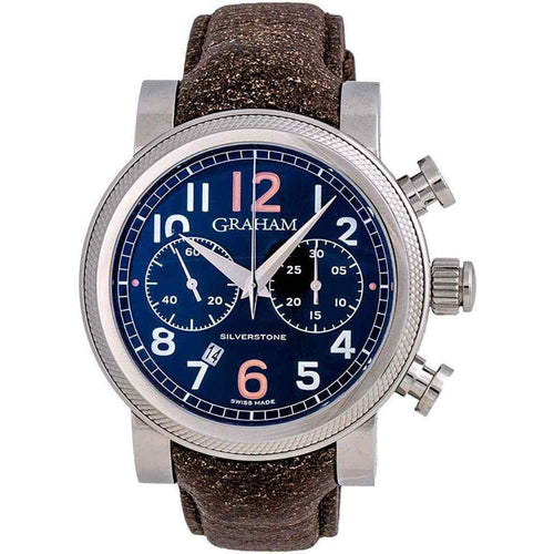 Graham - Silverstone Vintage 30 Automatic Chronograph 47mm