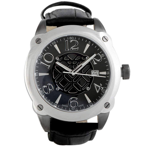 Montegrappa - Fortuna Stainless Steel Watch