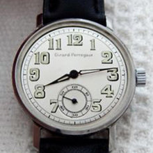 Vintage Girard-Perregaux Large Numbers on Gorgeous 34mm Face with Sub-Second Dial