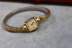Vintage Girard Perregaux 14KT Gold Filled Wristwatch