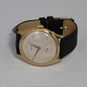 Hermès Paris - Vintage Signed Swiss Made with Textured Dial